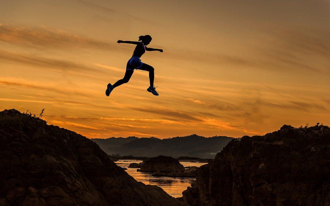 Berufliche Neuorientierung – Glauben Sie an sich und Ihre Fähigkeiten und Stärken.